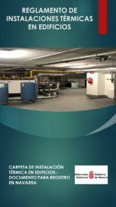 Registro de instalaciones térmicas en los edificios, y control e inspección de instalaciones térmicas en edificios.