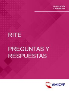 REGLAMENTO INSTALACIONES TÉRMICAS EN LOS EDIFICIOS - RITE - PREGUNTAS Y RESPUESTAS