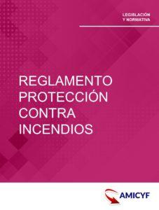 REGLAMENTO DE PROTECCIÓN CONTRA INCENDIOS MADRID.