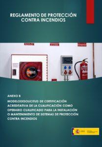 Operario Cualificdo en Protección Contra Incendios