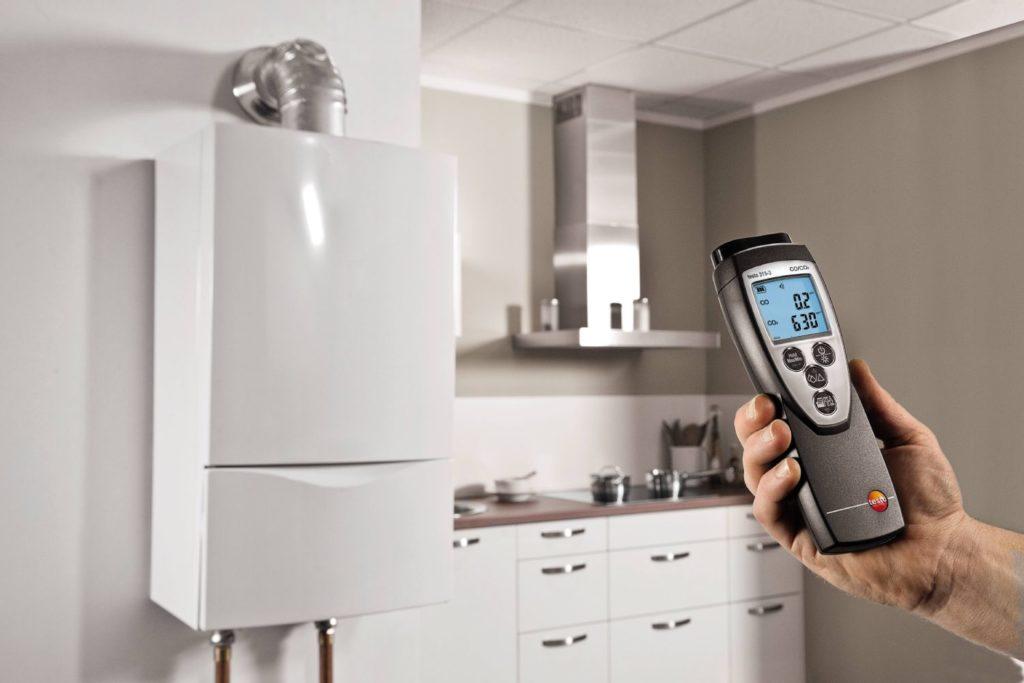 Los instrumentos de medición testo ayudan a eliminar los riesgos de intoxicación por monóxido de carbono.