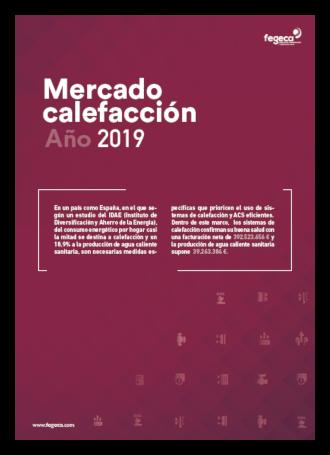"""la Asociación de Fabricantes de Generadores y Emisores de Calor, FEGECA, ha presentado el """"Informe del Mercado de la Calefacción"""""""