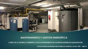 Mantenimeinto y Gestión Energética