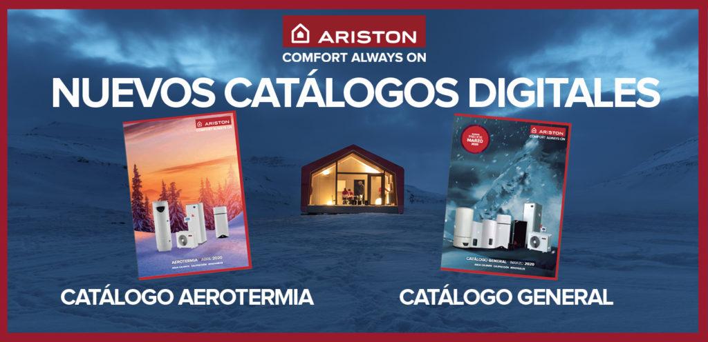 Catalogo digital Ariston